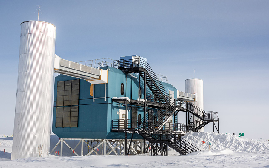 Increasing the size of a neutrino hunt in the South Pole