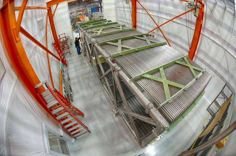 Physicists improve their ability to detect neutrinos in a cosmic haystack